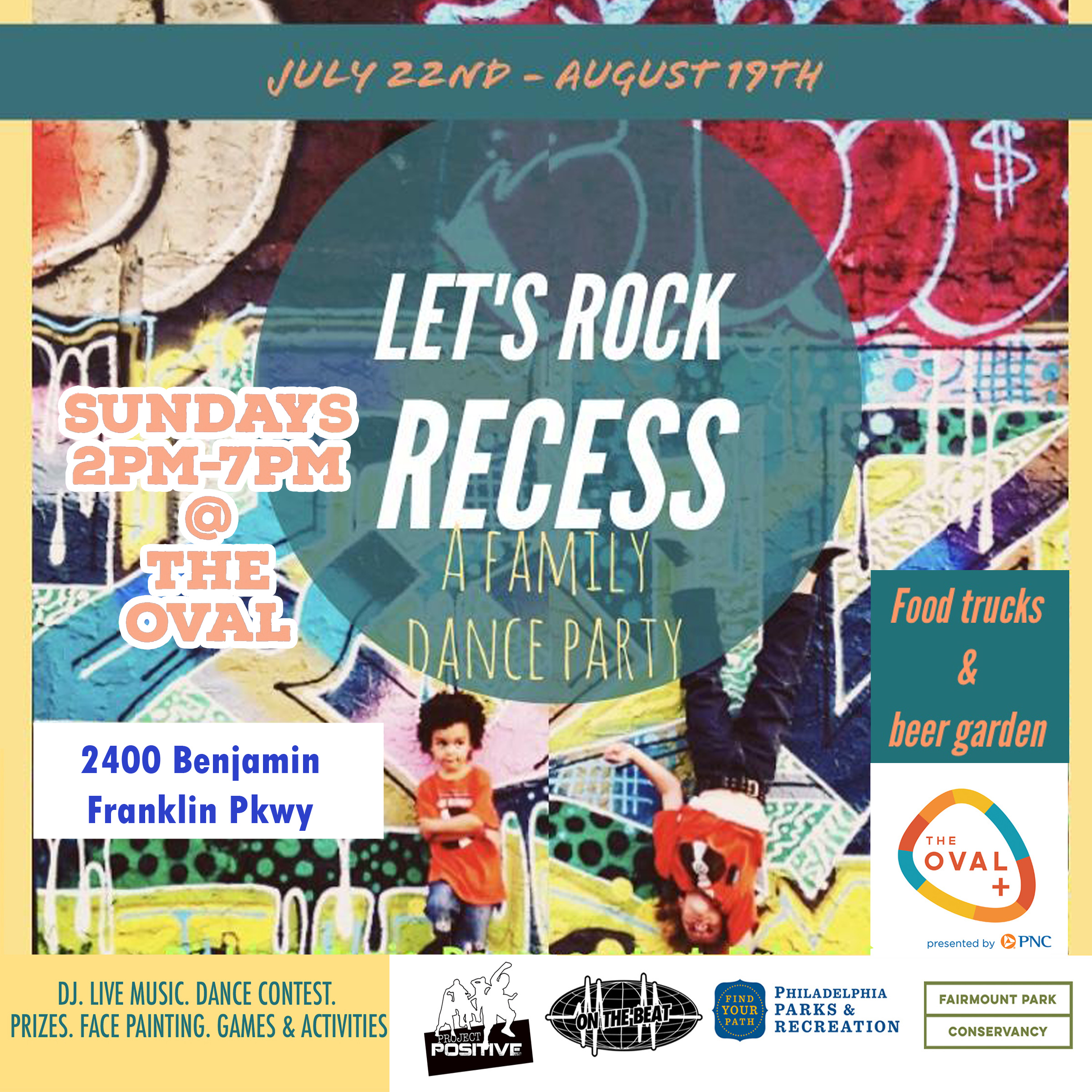 Let's Rock Recess!!!